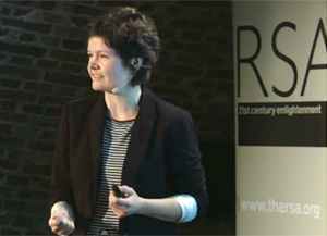 New video from The RSA on Doughnut Economics