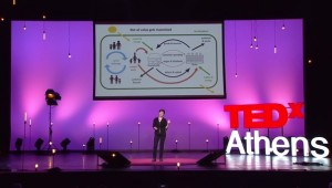 Why it's time for Doughnut Economics: from TEDx Athens