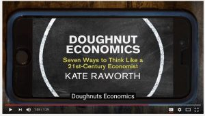Doughnut Economics is out!