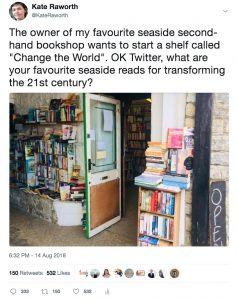 Seaside Reads to Change the World